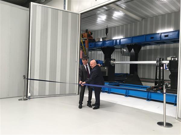 Titomic在墨尔本推出世界上最大的金属3D打印机