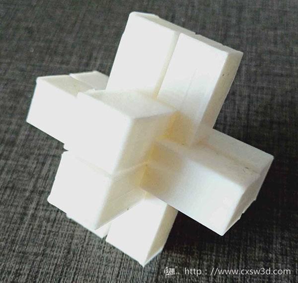 3D打印益智玩具  让孩子爱上创造