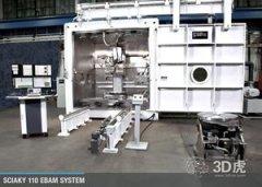 Sciaky获多EBAM?系统订单,以支持美国国防和发电计划