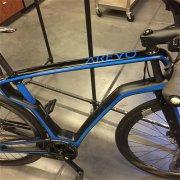 """第一款真正意义上的3D打印自行车,材料""""比钛更坚固"""""""