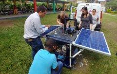 RIT与UAO合作将太阳能3D打印机带到哥伦比亚