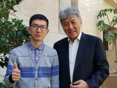 <b>东北大学95后刘汉通:3D打印创业越做越红火</b>
