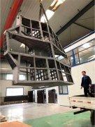 ca88会员登录,ca88亚洲城官网会员登录,ca88亚洲城,ca88亚洲城官网_精合集团通过ca88会员登录制造高超音速飞行器7米机身