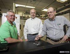 橡树岭实验室3D打印放射性同位素钼-99,用于诊断心脏病或癌症