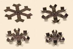 麻省理工3D打印变形机器人通过磁体波来控制运动