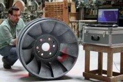 Geomagic Design X 用于叶轮的逆向工程