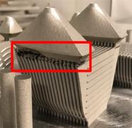 视觉机器人结合人工智能用于金属3D打印实时过程监控