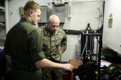 <b>美国海军陆战队使用3D打印技术改变战场运输方式</b>