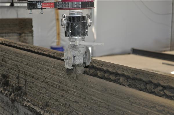 美国陆军发明高强度3D打印混凝土组合物,可快速建军用建筑