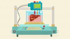 3D打印人体器官就要来了,速度比你想象的要快