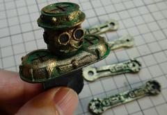 让3D打印有魔法,日本女性创客FRISK-P的朋克创作