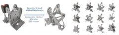 创成式设计软件如何衔接3D打印与CNC机加工