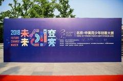 以教育之名:弘瑞ca88亚洲城强势点亮首届北京·中美青少年创客大赛