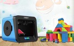 极光尔沃家用级3D打印机 智能家电时代的新选择