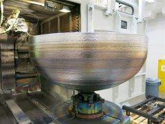 <b>洛克希德·马丁公司测试3D打印的巨型卫星高压燃料箱</b>