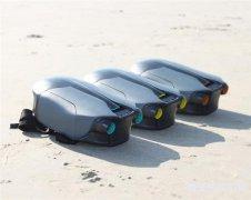 <b>时速可达8英里的世界上第一款3D打印水下喷气背包CUDA问世</b>