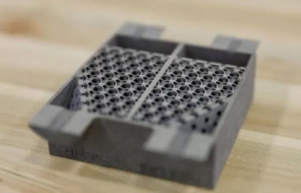 GE 3D printed parts