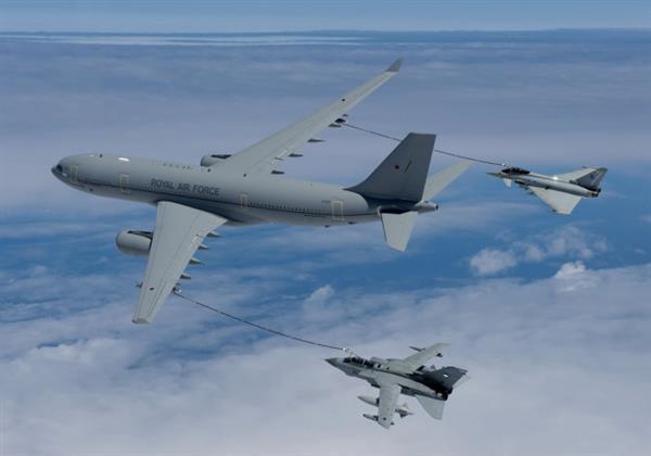 空中客车公司和新加坡的DSTA共同开发军用飞机的3D打印备件