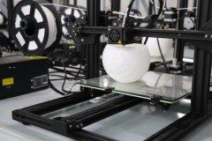500台3D打印机同时打印月球灯的震撼场面