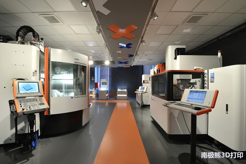 3D Systems和GF Machining Solutions合作重新定义未来工厂