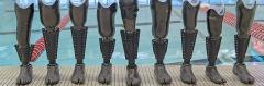 3D打印两栖假腿的商业化进展与新研究