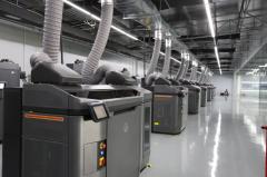 中国HP Anchors增材制造中心助推全球最大的制造市场升级