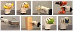 KIT 3D打印假手通过智能机制可抓取各种形状的物体