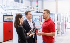 <b>VOXELJET 2018年第二季度收入530万欧元,3D打印服务表现强劲</b>