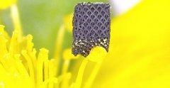 LLNL和弗吉尼亚理工大学开发更精致的3D打印石墨烯对象