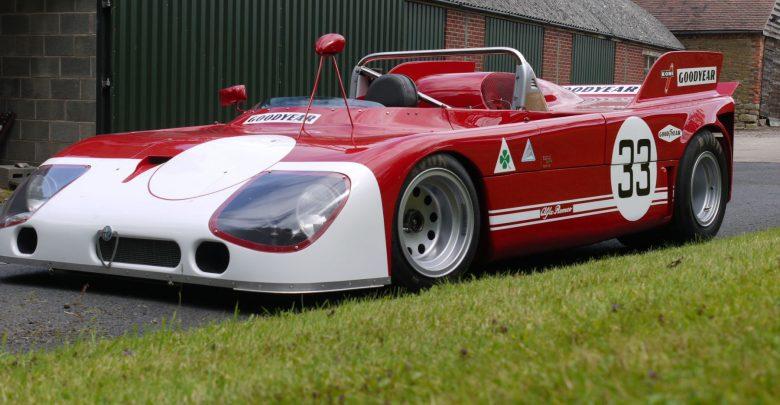 AM KW Heritage采用3D扫描技术恢复停产的绝版阿尔法罗密欧Tipo跑车