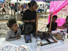 创想三维3D打印机领跑教育行业 为科技发声