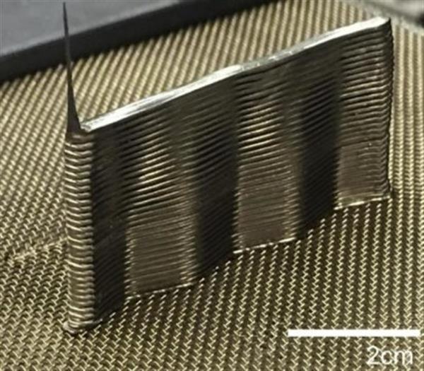 耶鲁大学的研究人员开发了一种简单的金属3D打印方法