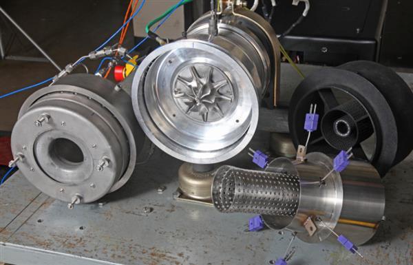 3D打印的涡轮机使无人机可以运行数千小时