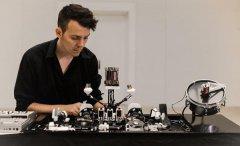 <b>Geist 3D打印声波机器人,播放激动人心的机器人电子音乐</b>