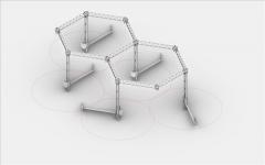 WASP发布用于建筑的模块化Crane WASP infinity 3D打印机