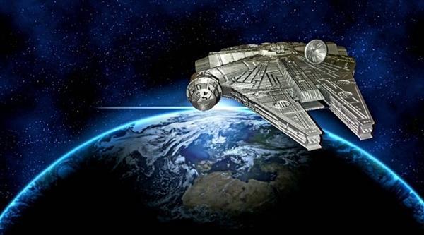 图赏:令人敬畏的3D打印千年隼号需要10天才能完成