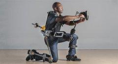 <b>洛克希德・马丁团队与迪肯大学开发高负重3D打印外骨骼</b>