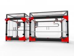 新的Modix超大型120X 3D打印机现已开始预订