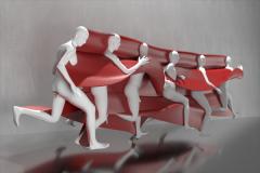 "<b>MoSculp:MIT CSAIL使用AI从2D视频创建3D打印""运动雕塑""</b>"