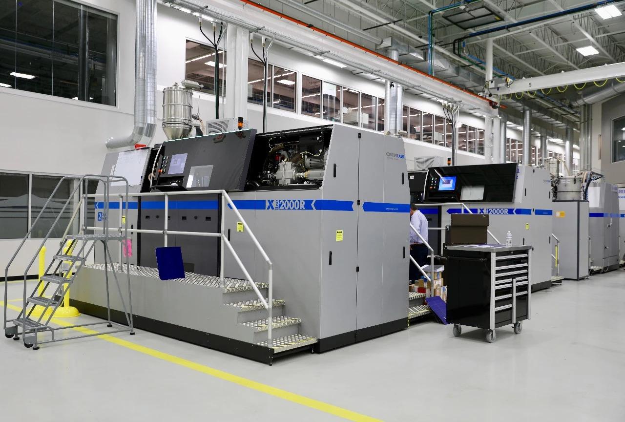 看GE航空15万平方米的增材技术中心怎样通过3D打印推动创新?