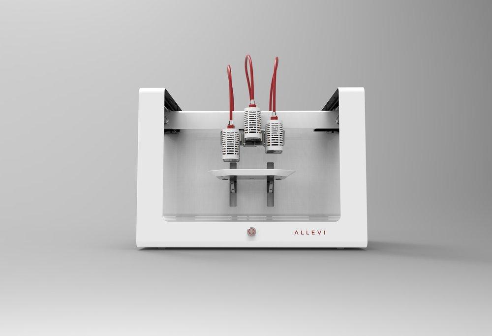 Allevi推出多材料3D生物打印机――Allevi 3