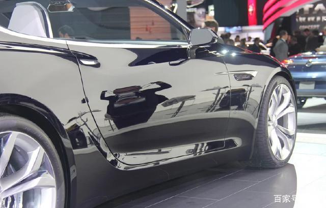世界级轿跑!车内3D打印技术,电磁感应悬挂,还看啥奔驰