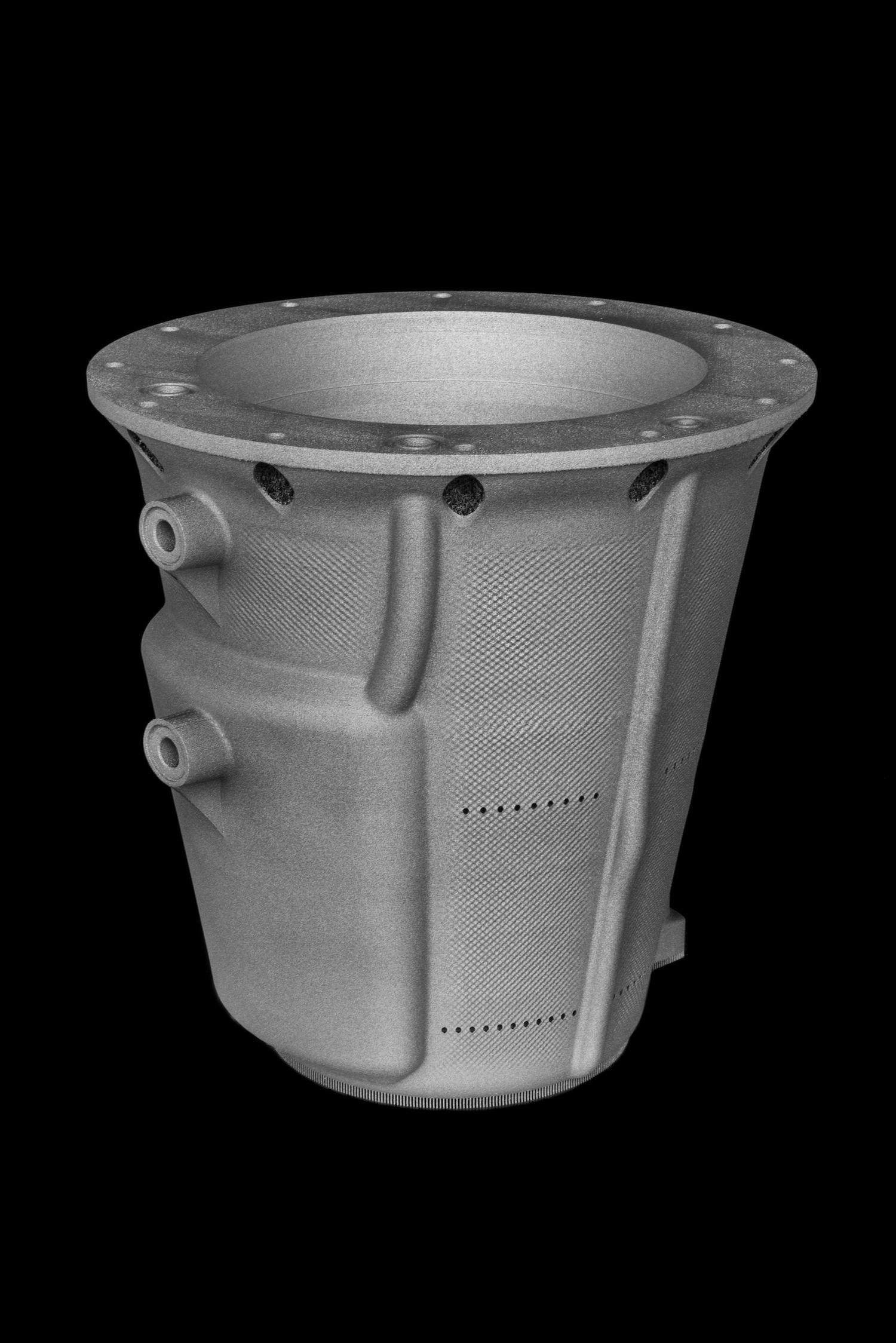 Betatype助力赛峰飞机3D打印发电机壳体部件,结构更轻更强