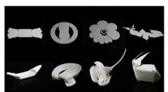卡耐基梅隆大学研发的4D打印技术与3D打印有什么区别?