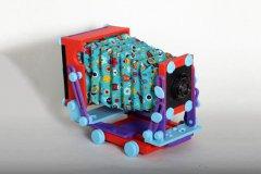 培养孩子的摄影兴趣 3D打印一套相机吧