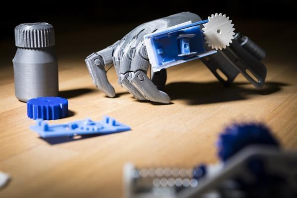科学家开发了3D打印辅助技术跟踪人们如何使用设备