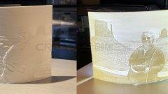 3D打印机的定制潜力  附隐雕灯建模教程