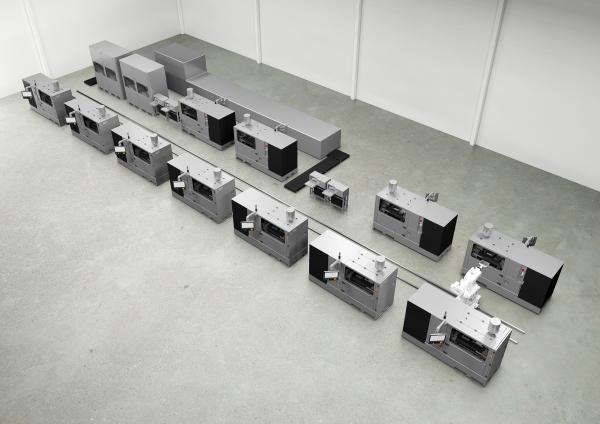 Digital Metal推出金属3D打印自动化生产理念