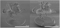 玻璃陶瓷纳米级3D打印技术简介