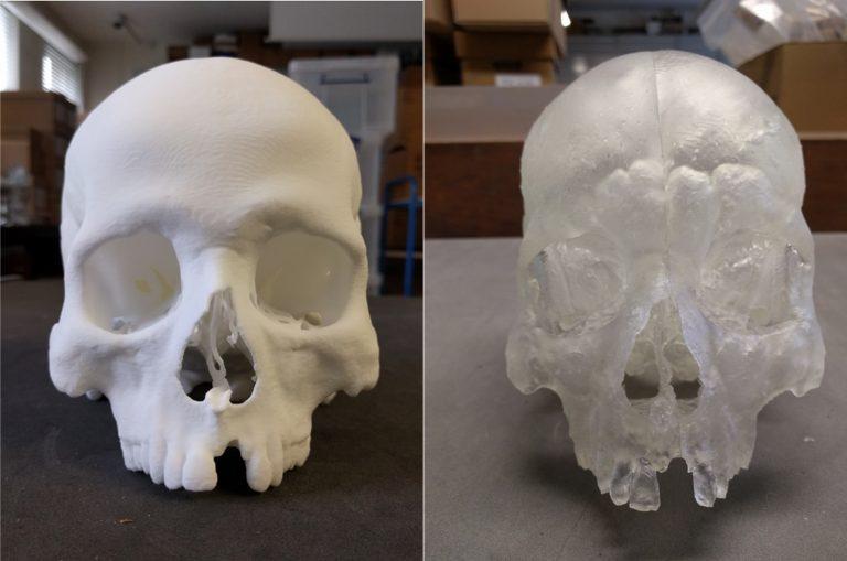 探索如何准确地使用3D打印以重建法医证据?